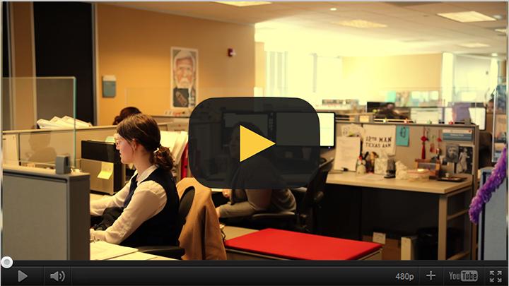 观看视频了解在Emergo集团项目管理团队工作的情况概述。